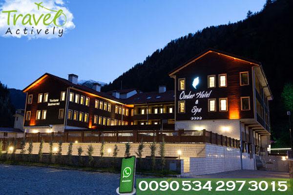 فندق اوندرUzungöl Önder Hotel & SPA