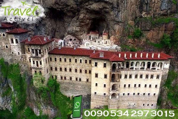جولة دير سوميلاSümela Manastırı