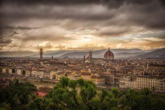 Firenze from Piazzale Michelangelo