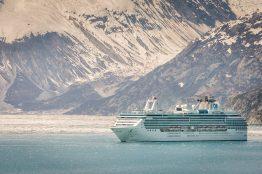 Cruising Glacier Bay