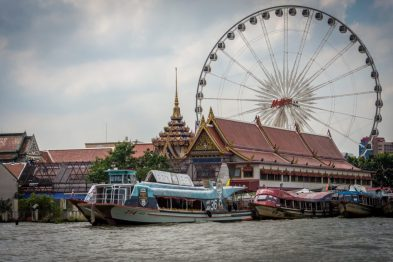 More of Bangkok - taken on an excursion of our asian cruise