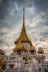 Golden Buddah Temple Bangkok