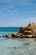 Cala di Volpe beach, Costa Smeralda, Sardinia