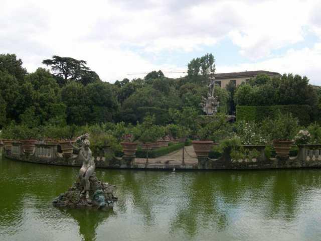 Boboli Gardens Florence