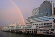 Vancouver Cruise Ship Terminal - Canada Place