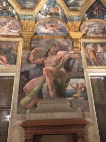 Palazzo Te Camera di Amore e Psiche