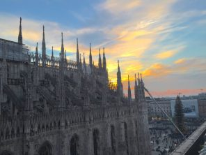 Milan - Duomo - From the back