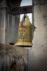 A bell in Macau taken just before our asian cruise