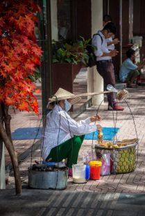 Local People in Saigon