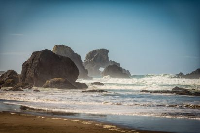 Drive from Astoria to Cannon Beach - a Photographers Dream