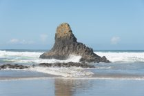 Up close at Ecola State Park