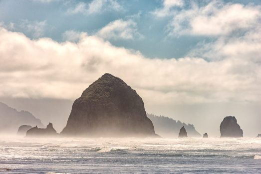 Cannon Beach - Drive from Astoria