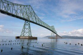 The Astoria-Megler Bridge, Astoria OR