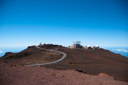 The Observatories at Haleakala summit