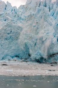 Margerie Glacier Calving 2 of 5