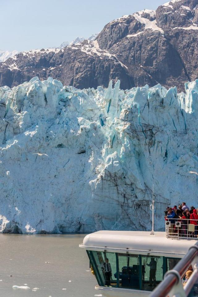 Margerie Glacier - A stunning sight on your Cruise to Alaska
