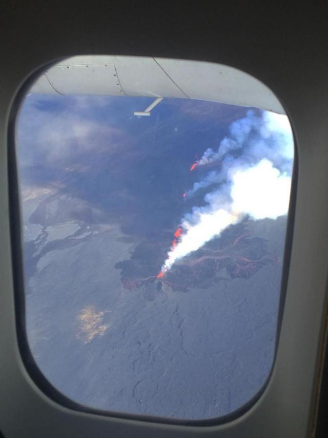2014 Iceland Volcano