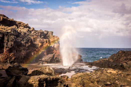 Maui - Nakalele Blowhole