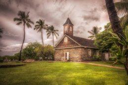 Maui - Keawalai Church