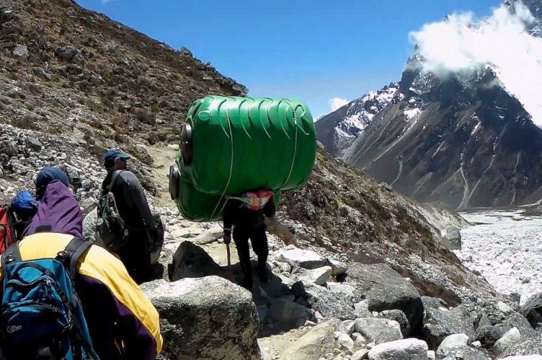 Gorak Shep to Kala Patthar - Mount Everest Base Camp Trek