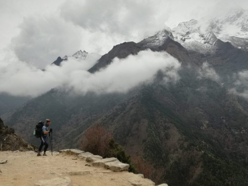 Namche Bazaar to Debouche - Mount Everest Base Camp Trek