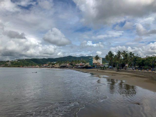San Juan Del Sur Beach in Nicaragua