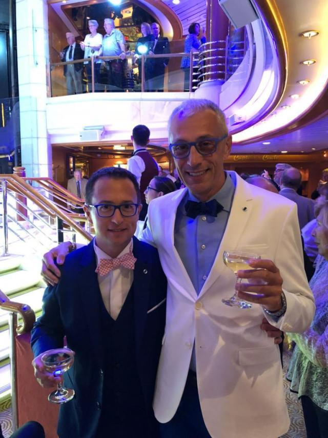 Formal Night is fun and is not a true Stereotype on a Cruise