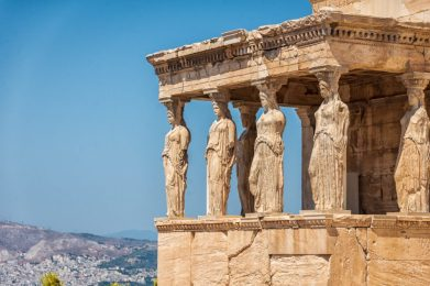 Porch of the Caryatids