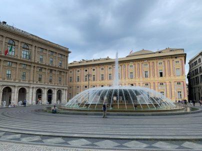 Piazza De' Ferrari