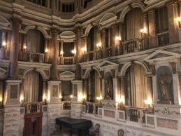 Mantova, Teatro Scientifico, Theatre