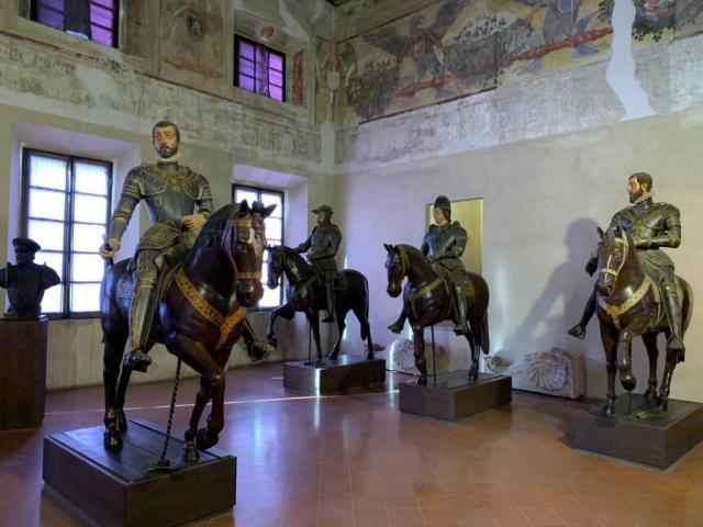 Sabbioneta, Cavalcata, Mantua, Italy