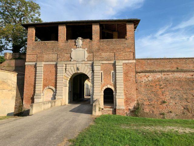 Sabbioneta, City Gate, Mantova