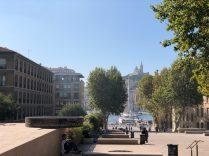 Downtown Marseille