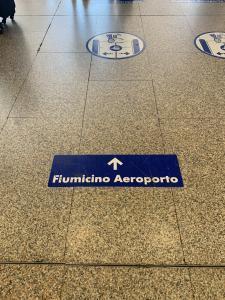 Follow the arrow at Termini Station