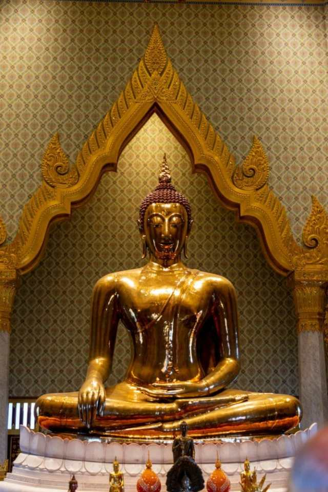 Bangkok the Golden Buddha - Important to prepare for this trip excursion in advance