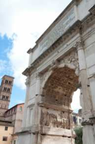 Titus Arch in the Forum