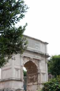 Triumphal Arch in the Forum