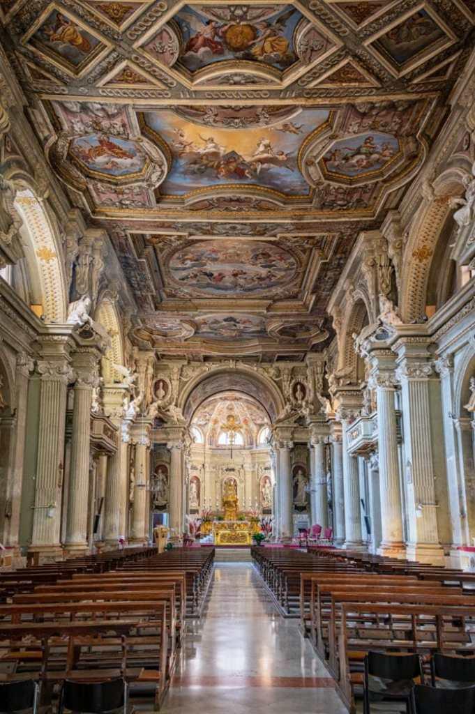 Sant'Agoatino Church Modena