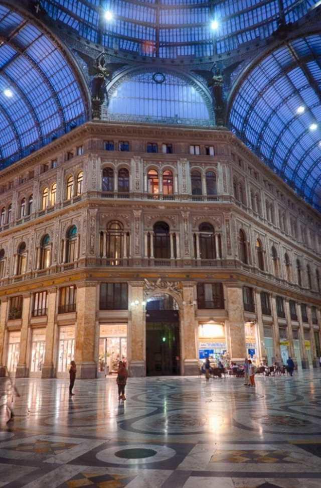 Galleria Umberto I Naples