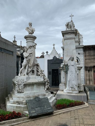 Recoleta Cemetery, in Buenos Aires - Last stop on our Cruise to South America