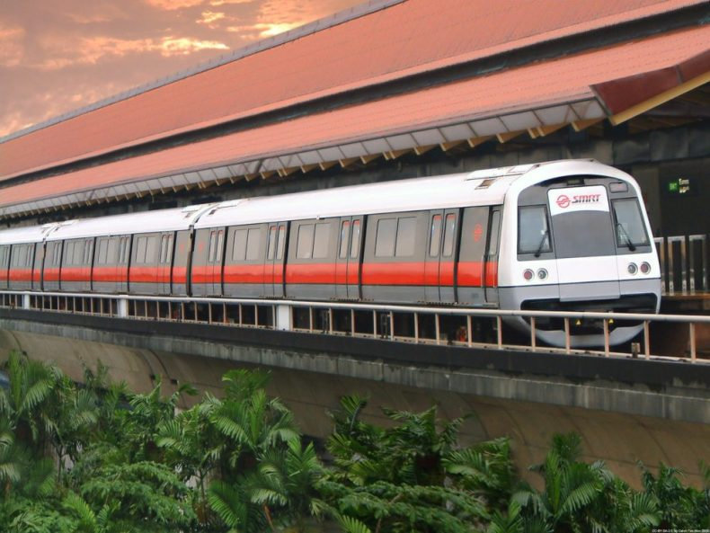 Public Transportation is How To See Singapore Like A Local