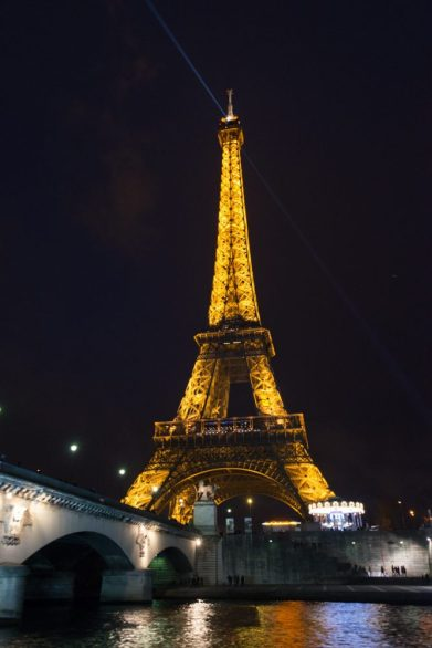 Eiffel Tower, Paris France - Things I learned