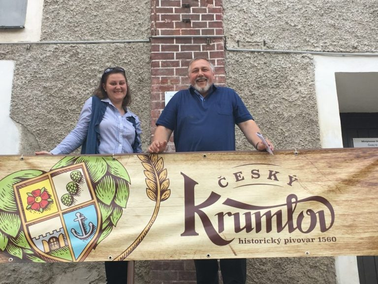 The Historic Brewery of Cesky Krumlov… A Welcome Reprise!