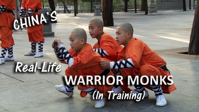 Shaolin Temple: China's Real Life Hogwarts