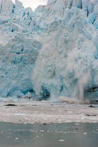 Margerie Glacier Calving 3 of 5