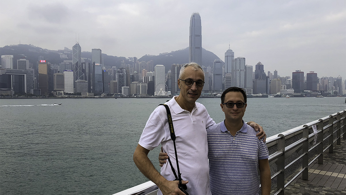 Victoria Harbour Hong Kong - and one of our favorite cities