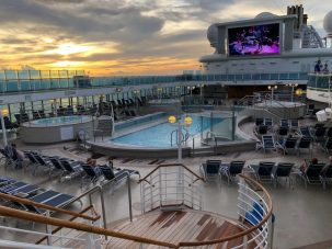 Cruise Repositioning from the Caribbean to Europe