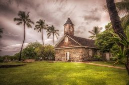 Maui - Keawalai Church