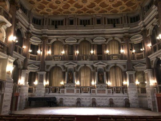 Mantova, Scientifico, Theatre