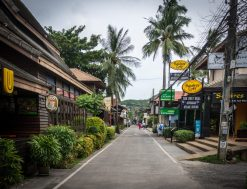 Ko Samui - A beautiful stop on our Asian Cruise